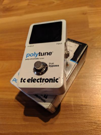 TC Electronic Polytune (Envío incluído)