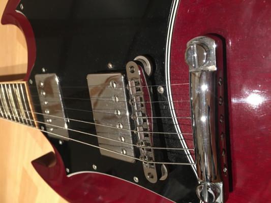 Guitarra Gibson SG