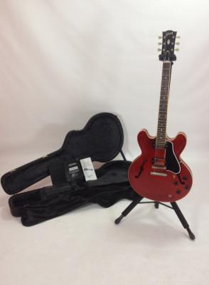 "Gibson Custom Shop ES 335 dot Antique red ""Fat Neck"""