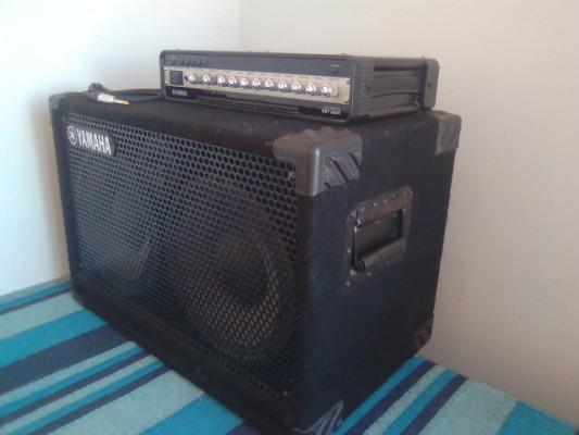 Vendo ampli de bajo Yamaha bbt500-H