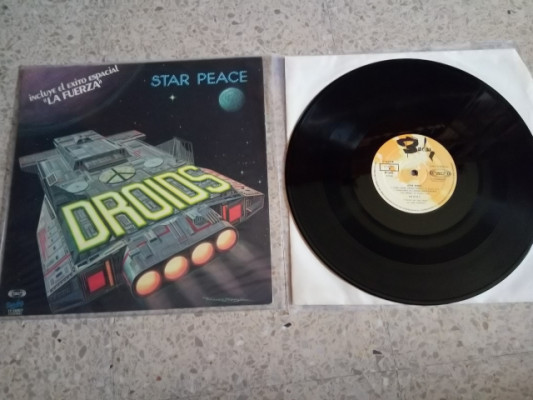 Droids – Star Peace - VG++