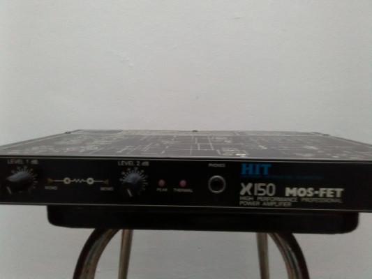 HARRISON X 150 ETAPA MOSFET