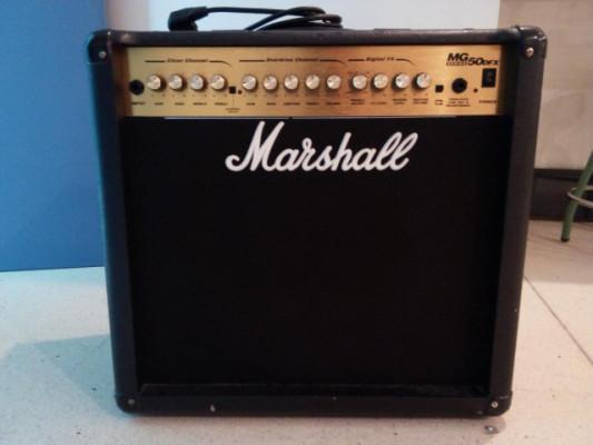 amplificador marshall MG50 DFX