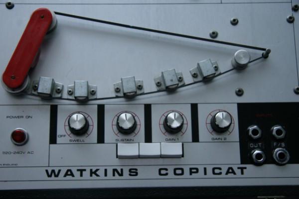 Cabezales para Watkins Copicat MK IV