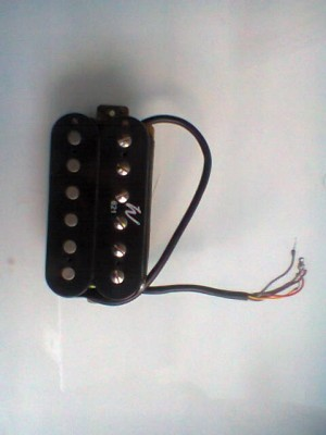 Pastilla de guitarra eléctrica Washburn n2