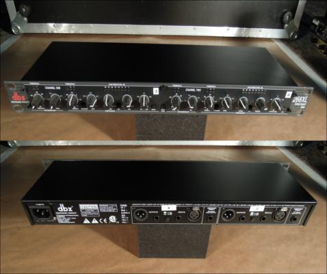 Vendo Compresor DBX 266XL