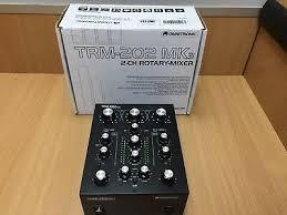 Mixer Rotary Omnitronic TRM-202 MK3