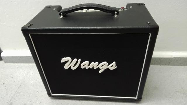 Ampli valvular Wangs VT10: Sonido JCM800! Rebajado!