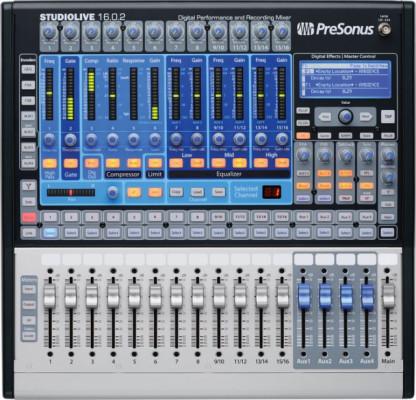 Presonus StudioLive 16.0.2 FireWire