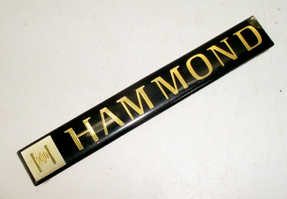 Compro Logo Hammond