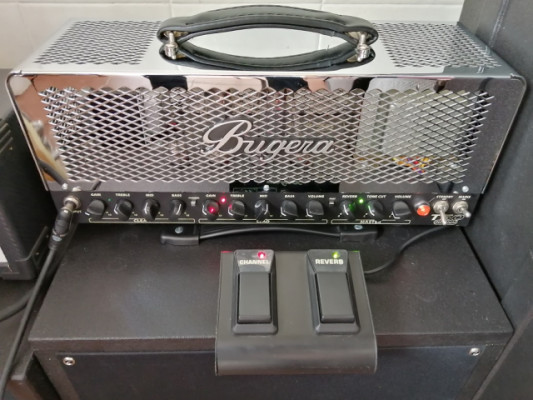 amplificador Bugera T50