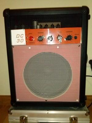 amplificador 30w valvulas