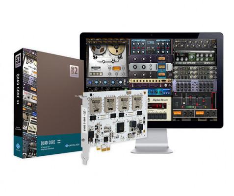 UAD-2 Quad Core Pcie + 8500€ en PLUGINS UAD  (CHOLLO)