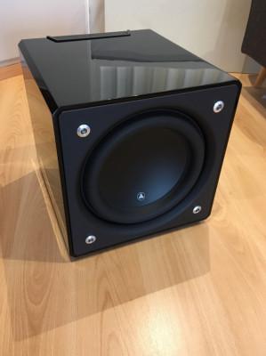 Sub JL Audio e-sub112 gloss