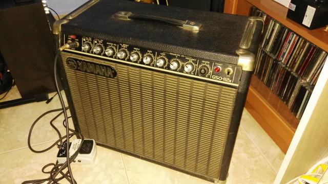 VENDIDO Yamaha G50 II