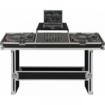 Flightcase Reloop Turntable/Mixer console Case Pro con bandeja - Ex-demo