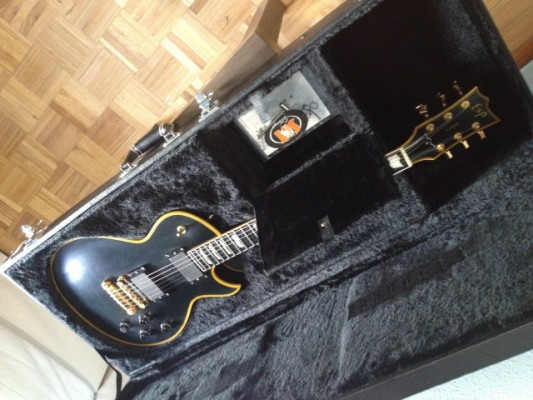 [REBAJADO] ESP Eclipse-I Full Thickness Vintage Black.