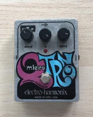Pedal Electro-Harmonix mini Q-TRON