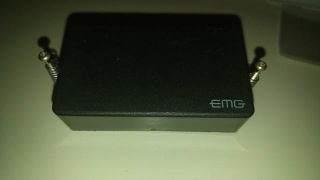 Pastilla EMG 60 posición Mástil