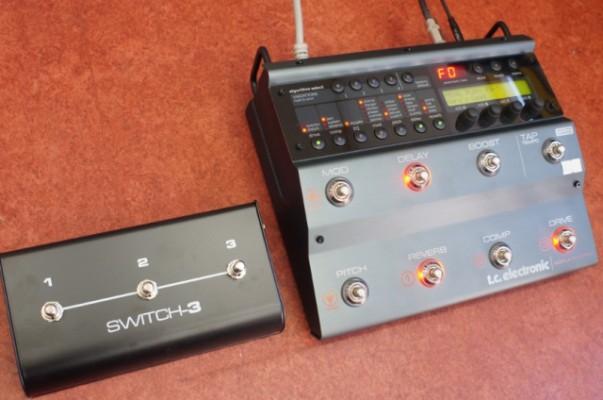 Vendo nova system con switch
