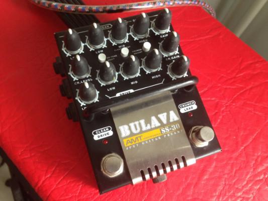 "AMT Electronics SS-30 ""Bulava"" Previo de guitarra"