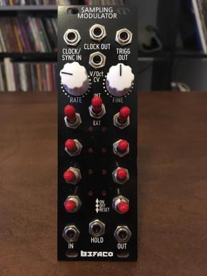 Módulo Sampling Modulator