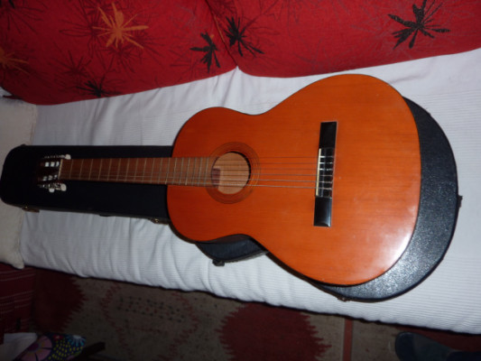 VENDO o CAMBIO Guitarra Española ADALID