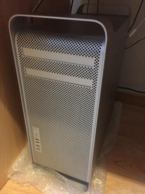 Mac Pro 5.1.  2 x 2,26 Quad Core Intel Xeon (8nucleos). SSD/HDD
