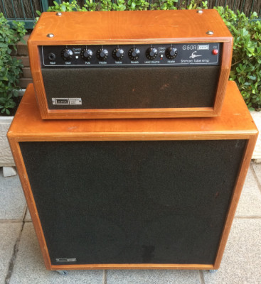 Amplificador Sinmarc G50R