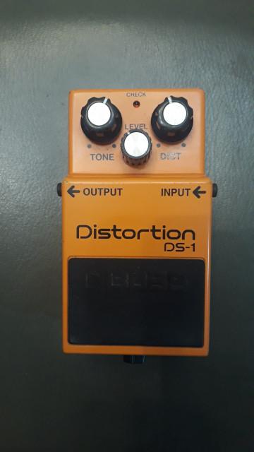 Boss DS-1 Distortion