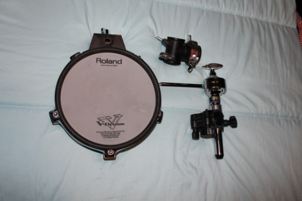 Pad Roland PD 85 Mas Soporte Yamaha