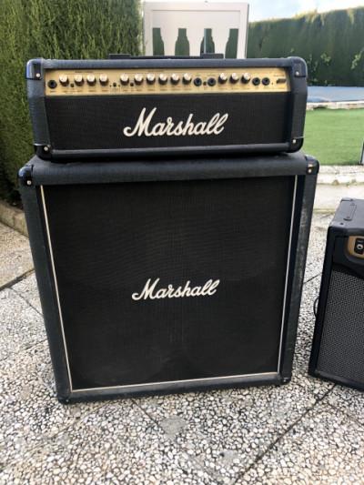 Marshall Valvestate 100V Model 8100