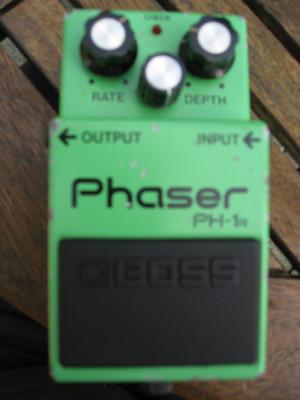 Boss PH-1R Phaser Japan 1981