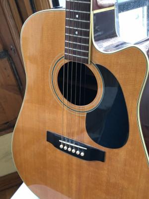 Jasmine Dreadnought Acoustic Guitar