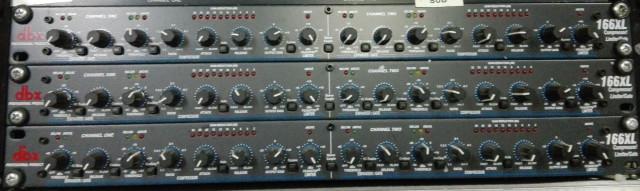 Compresor DBX-166XL