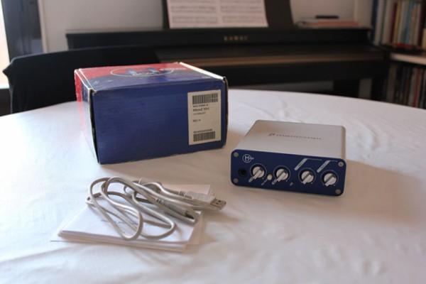 Mbox2 Mini