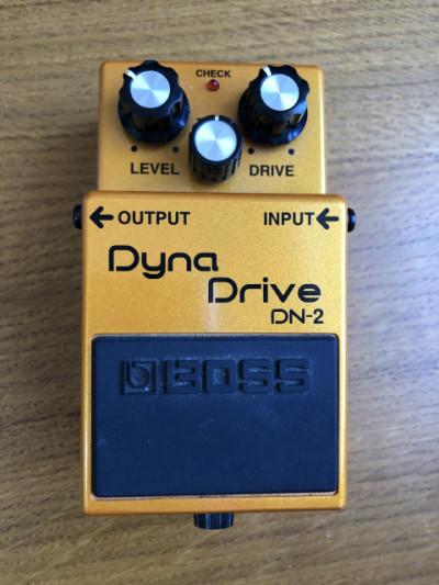 Boss Dyna drive DN-2 sin uso