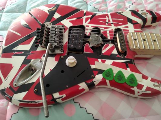 Réplica Frankenstrat Eddie Van Halen REBAJADA ESTA SEMANA!!!!