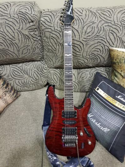 Guitarra electrica Ibanez S470