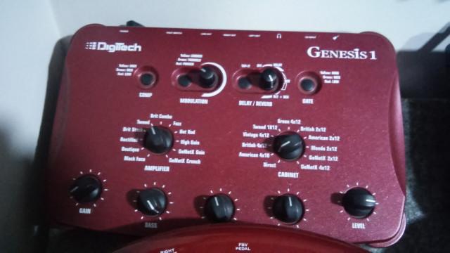 Digitech Genesis