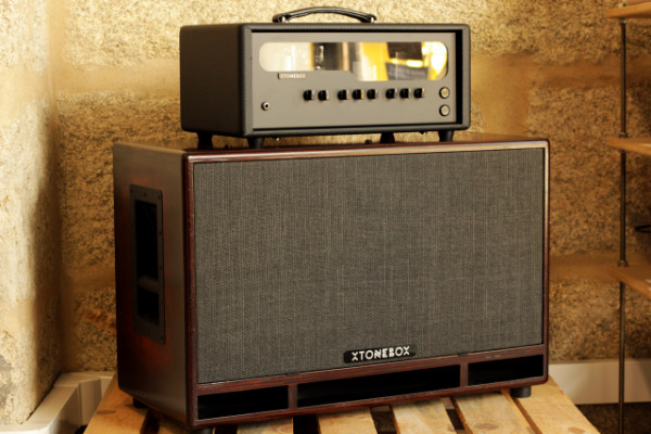 Amplificador Xtonebox GREEN 1050