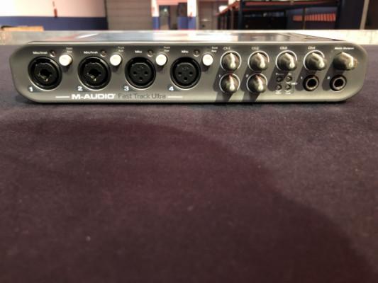 M-Audio Fastidio Track Ultra Tarjeta de Sonido
