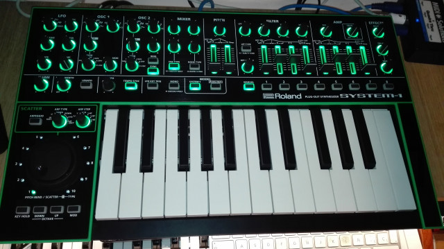Roland System 1 Aira