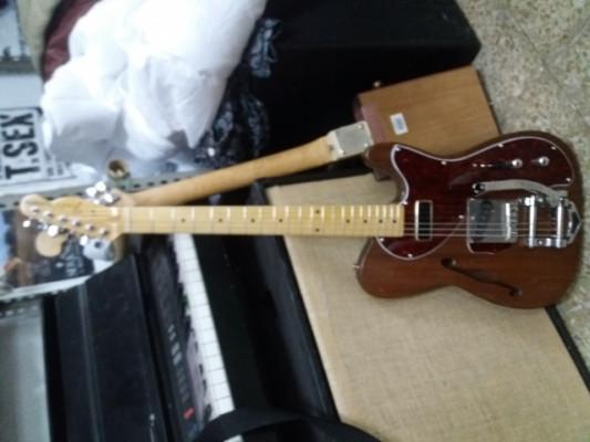 Fender telecaster thinline japo. 450 EUROS MOMENTÁNEAMENTE