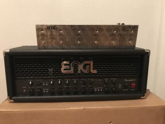 Engl Powerball II con pedalera Engl Z-9 Custom NUEVO A ESTRENAR