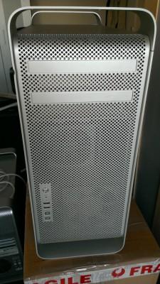 Mac Pro 3.46GHz 12 núcleos/64 Ram/480 SSD/HDD/USB3+1 año Garantia