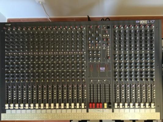 Soundcraft LX7 24