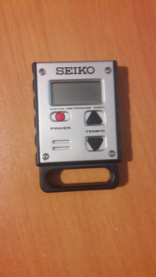 Metronomo Digital Seiko