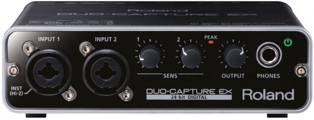 Vendo tarjeta de sonido Roland Duo Caputure