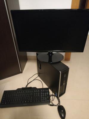 PC completo perfecto para estudio i7 8gb 240ssd